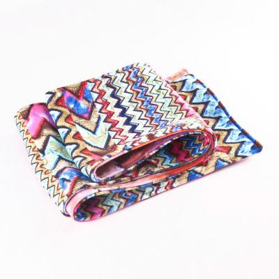 bufanda estampada