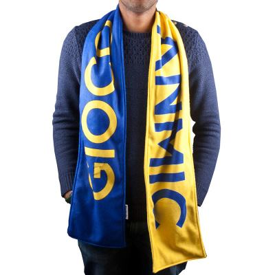 Fan Fleece Scarf