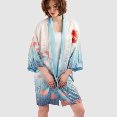 Custom Made Kimono Robe