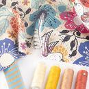 Satén de seda personalizado
