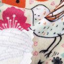 create you own warm fleece fabric