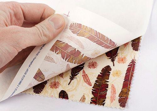 Transfer paper for fabrics