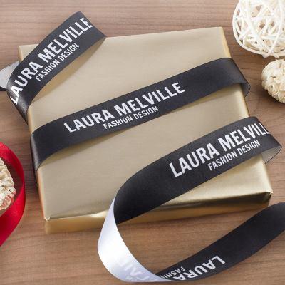 cinta personalizada de raso