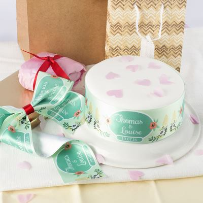 personalised gift ribbons