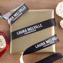 cintas personalizables para bodas