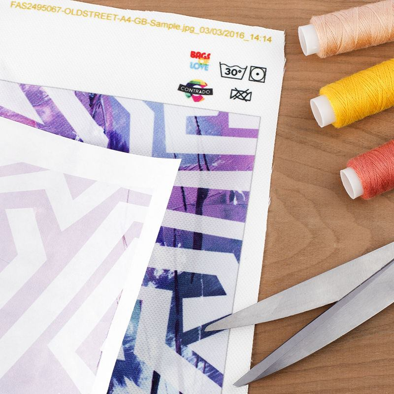 Printed Dye Sublimation Transfer Paper Printed Heat