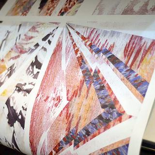 printing with transfer paper