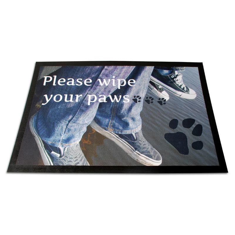 Personalised Door Mats Customise Photo Doormats Uk
