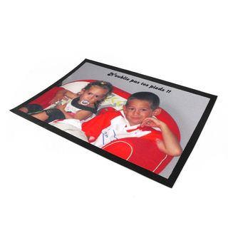 custom door mats