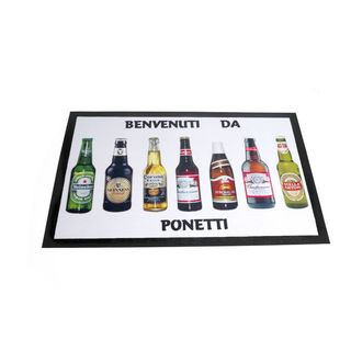 personalised door mats for pubs