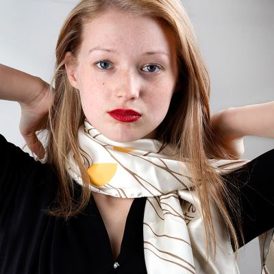 foulard personnalisé