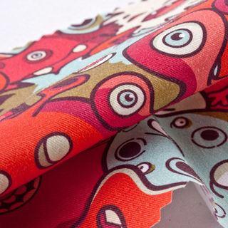 stampa tessuto per abbigliamento