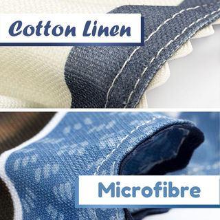 torchon photo coton lin ou microfibre