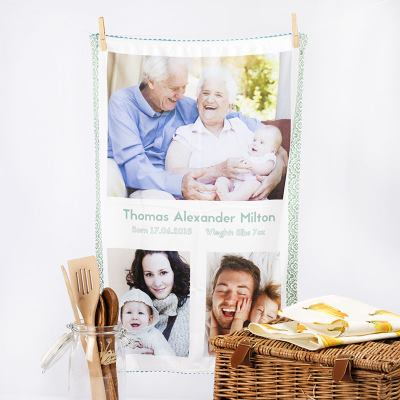 Customised kitchen Towels
