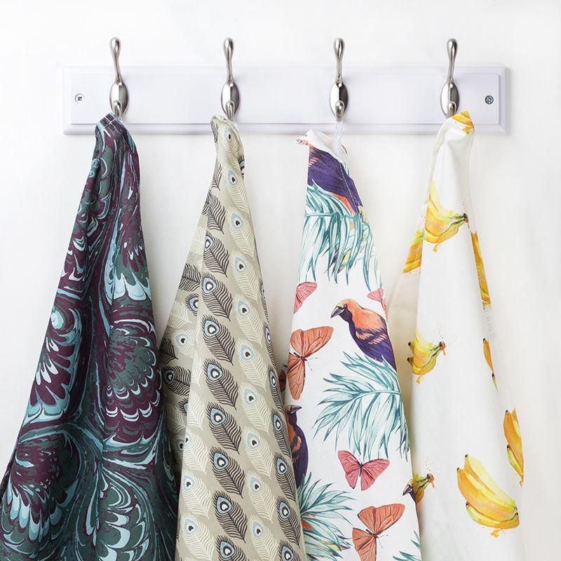 tea towel printing design your own printed tea towels