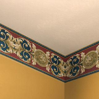Borde pared techo personalizado
