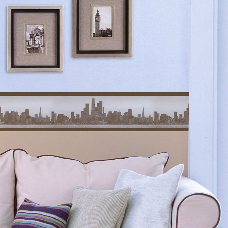 Design Your Own Wall Border