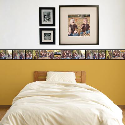 cenefas con fotos para la pared