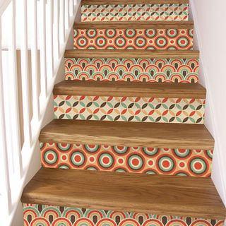 Cenefa personalizada escaleras