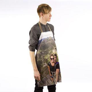 Kochschürze selbst gestalten mit Fotocollage