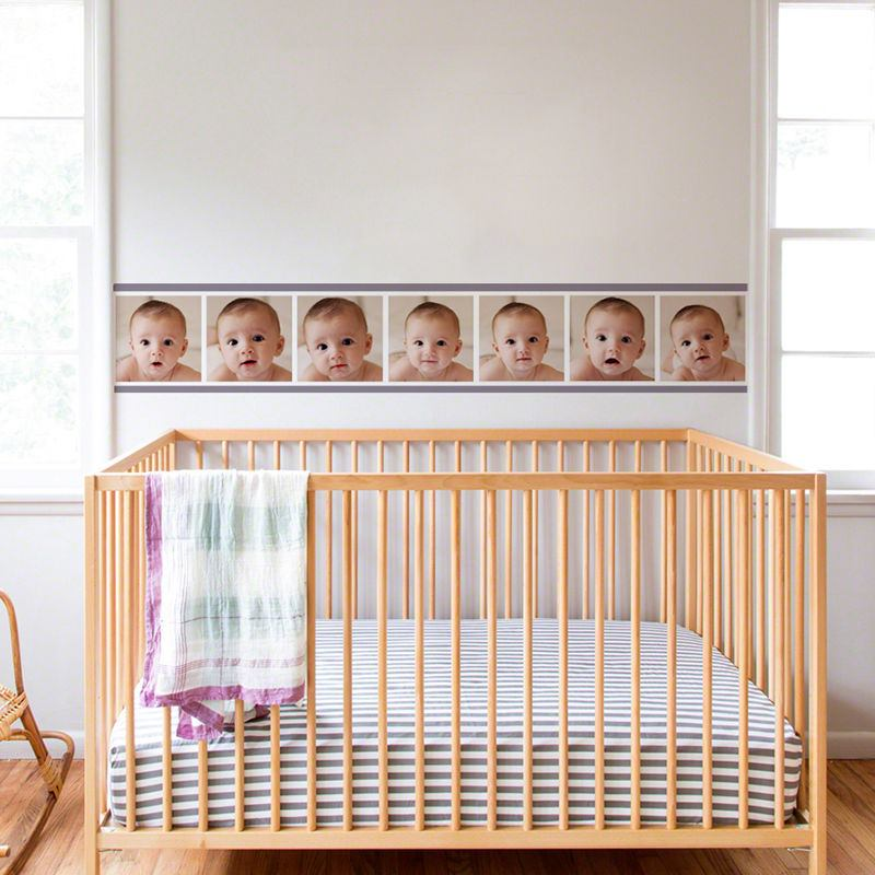 Wall-Paper-border-nursery-baby-photos
