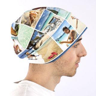 cappelli invernali personalizzati con foto