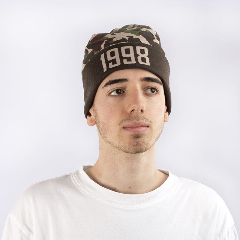 9d33ca22d Personalised Beanie Hats | Design Your Own Beanie Hat