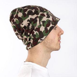 berretti personalizzati mimetica militare