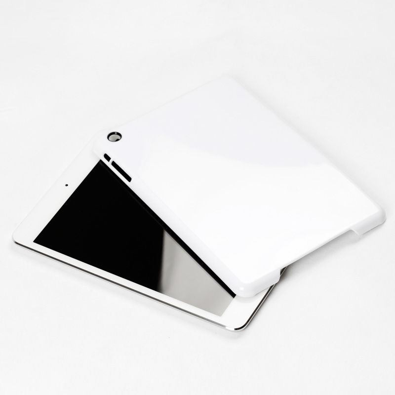 iPad blank plastic cases device view blank wholesale