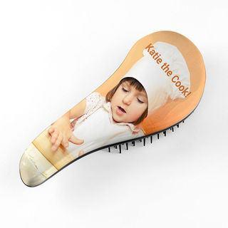 stampa spazzola capelli personalizzata