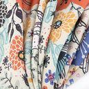 custom Crepe Light textile no minimums pleated folds