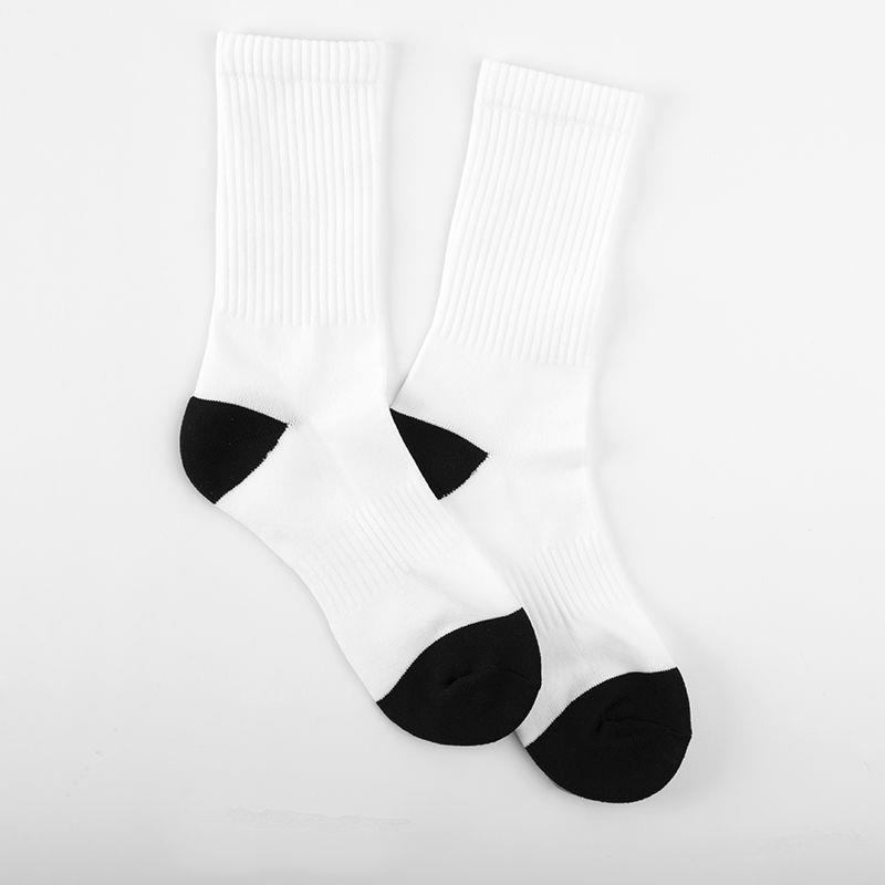 socks blank for sublimation printing