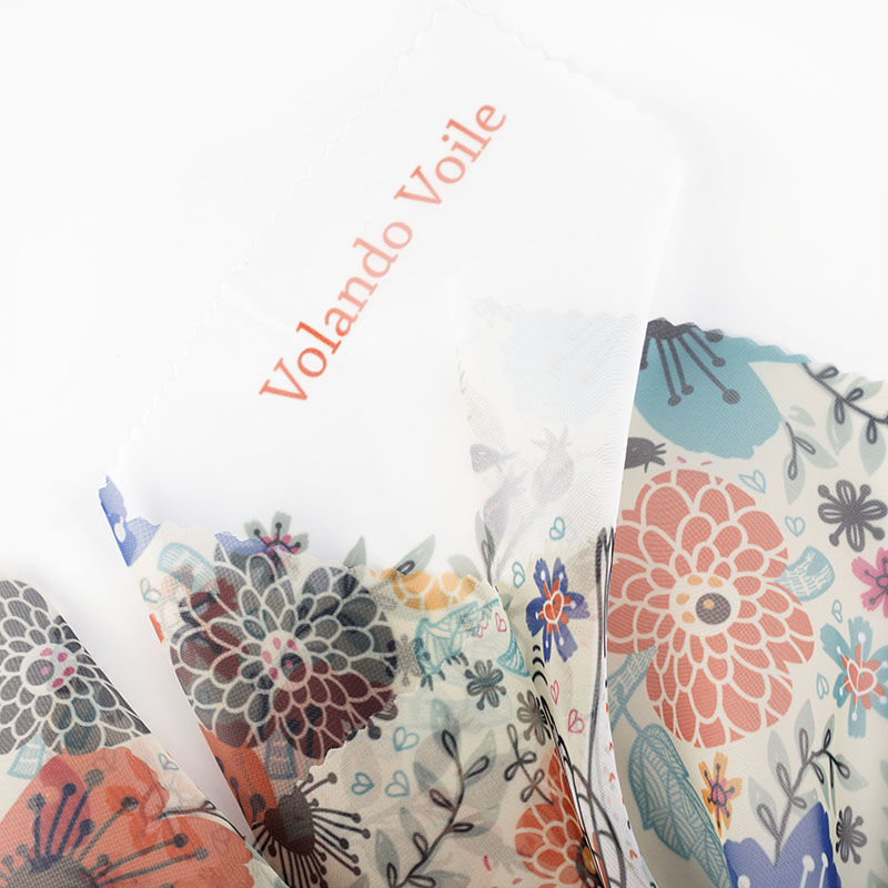 design your own made to measure voile