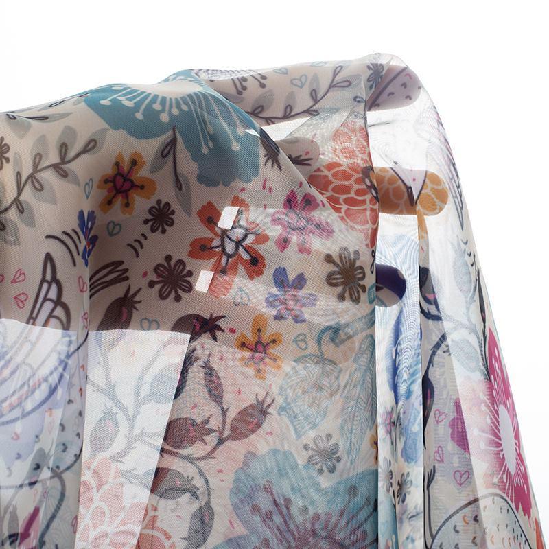 impression sur tissu voile volando tissus personnalis s. Black Bedroom Furniture Sets. Home Design Ideas