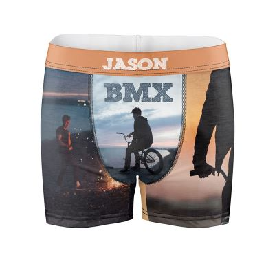 Personalised Boxer Briefs