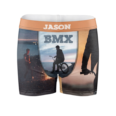 personalized boxers gifts with your name on