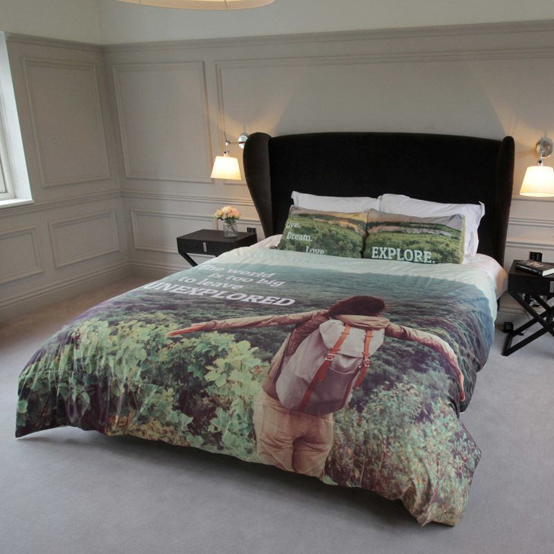 custom duvet covers design your own printed duvet cover 6 sizes