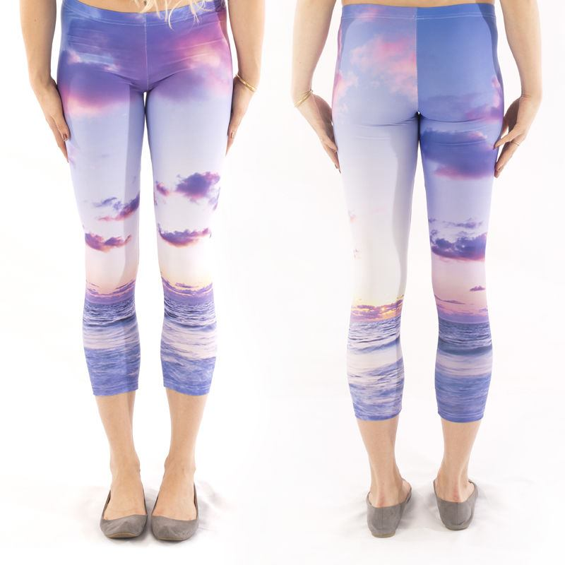 Custom Leggings. Custom Printed Leggings. Personalized Leggings