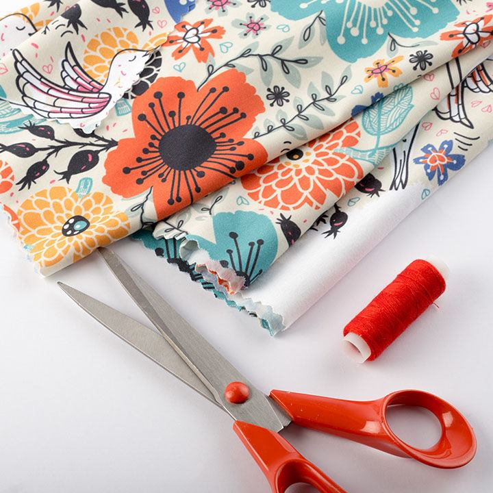 Fabric printing by Contrado