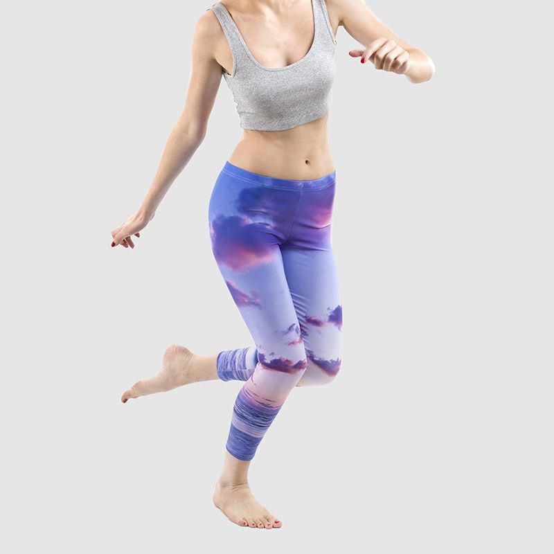 a6c0666695150 Custom Printed Leggings. Design Personalised Leggings Online