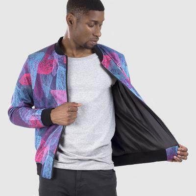 giacca bomber da uomo