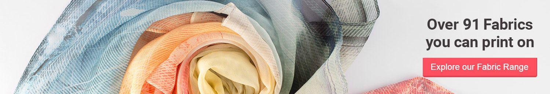 Fabric printing at contrado