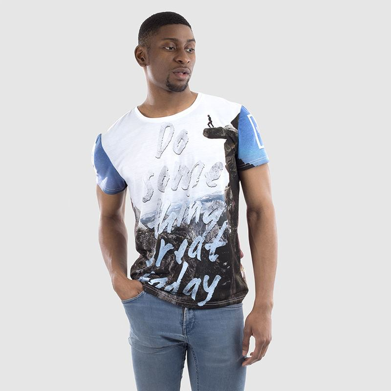 Outlet Locations Cheap Online Buy Best Mens Designed by Samual L. Jackson T-Shirt s.Oliver uvc0wjsOhJ