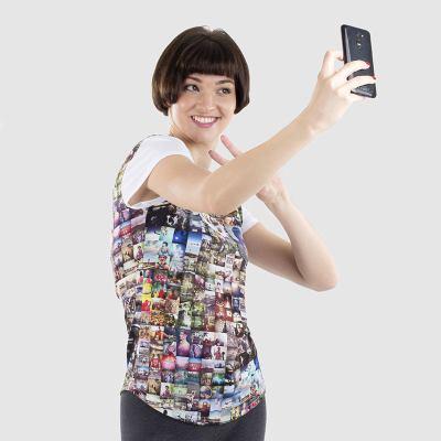 camisetas a medida de mujer