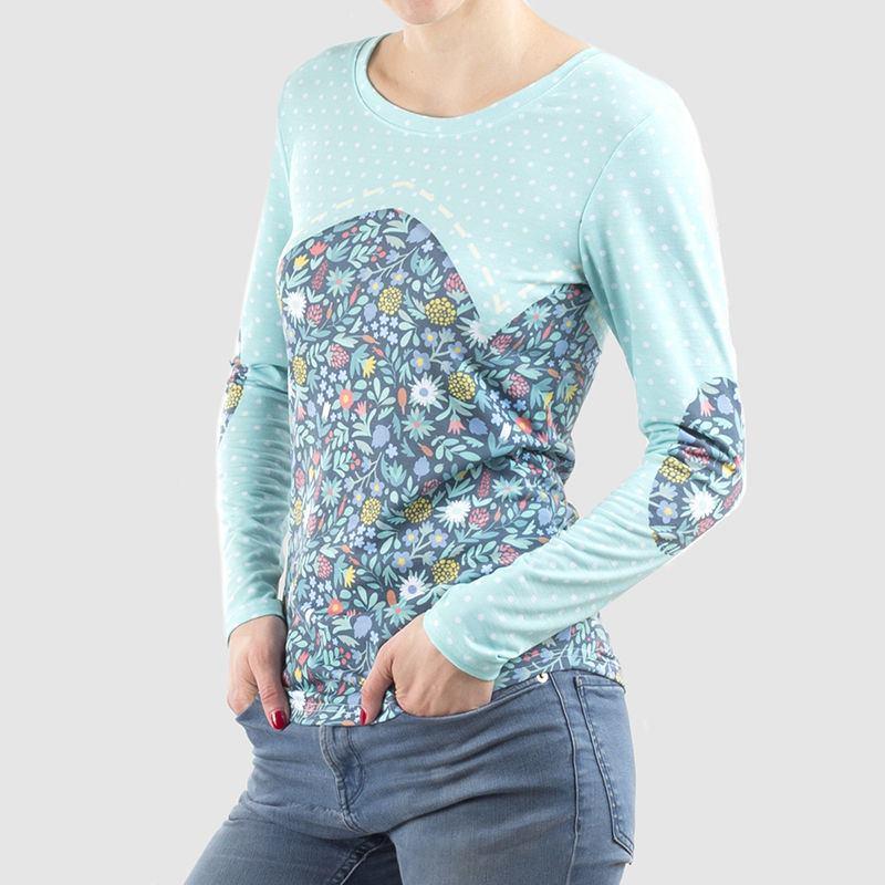 langarm damen shirt bedrucken langarmshirt selbst gestalten. Black Bedroom Furniture Sets. Home Design Ideas