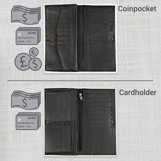 ladies travel wallets interior options