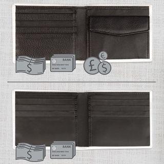 Interior cartera personalizada