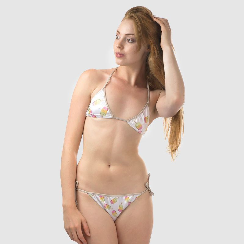 bikini bedrucken bikini selbst gestalten. Black Bedroom Furniture Sets. Home Design Ideas