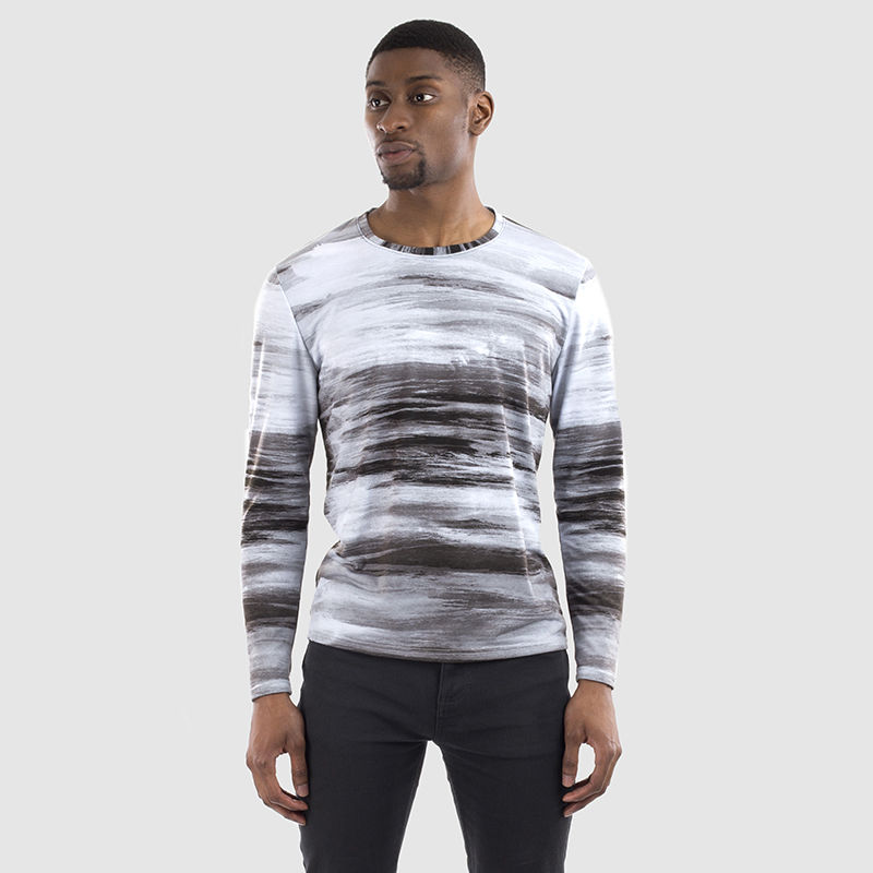 Personalised Long Sleeve T Shirts Custom Long T Shirts