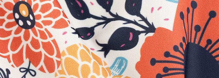 slinky matt lycra dress fabric